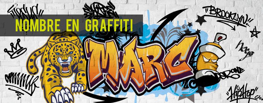 Graffitis personalizados
